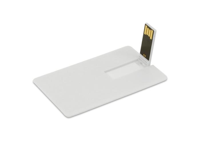 USB stick Flash drive card 8GB Wit LT26303-N0001