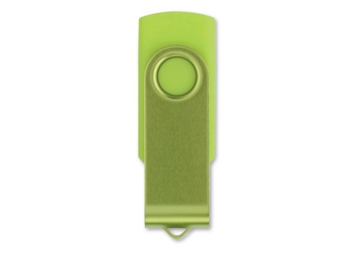 USB stick Flash drive stick-Twister 8GB Licht Groen LT26403-N0032
