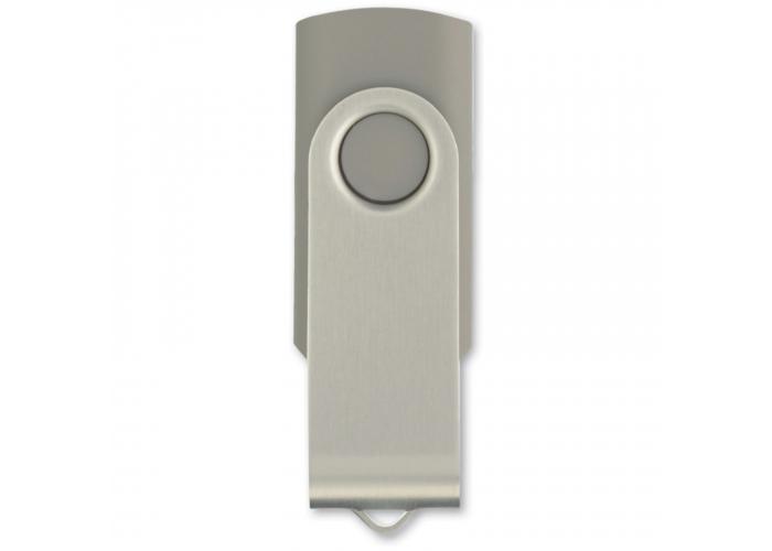 USB stick Flash drive stick-Twister 8GB Grijs LT26403-N0061