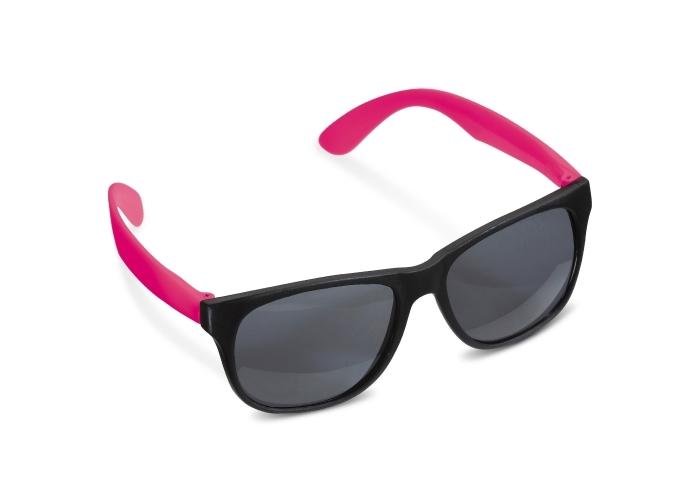 354e068014ebbd Zonnebril Neon Zwart   Roze LT86703