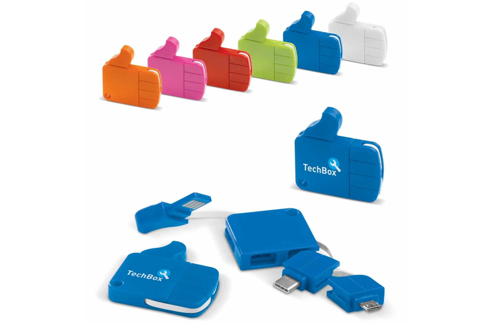 USB connector 2-in-1 Like