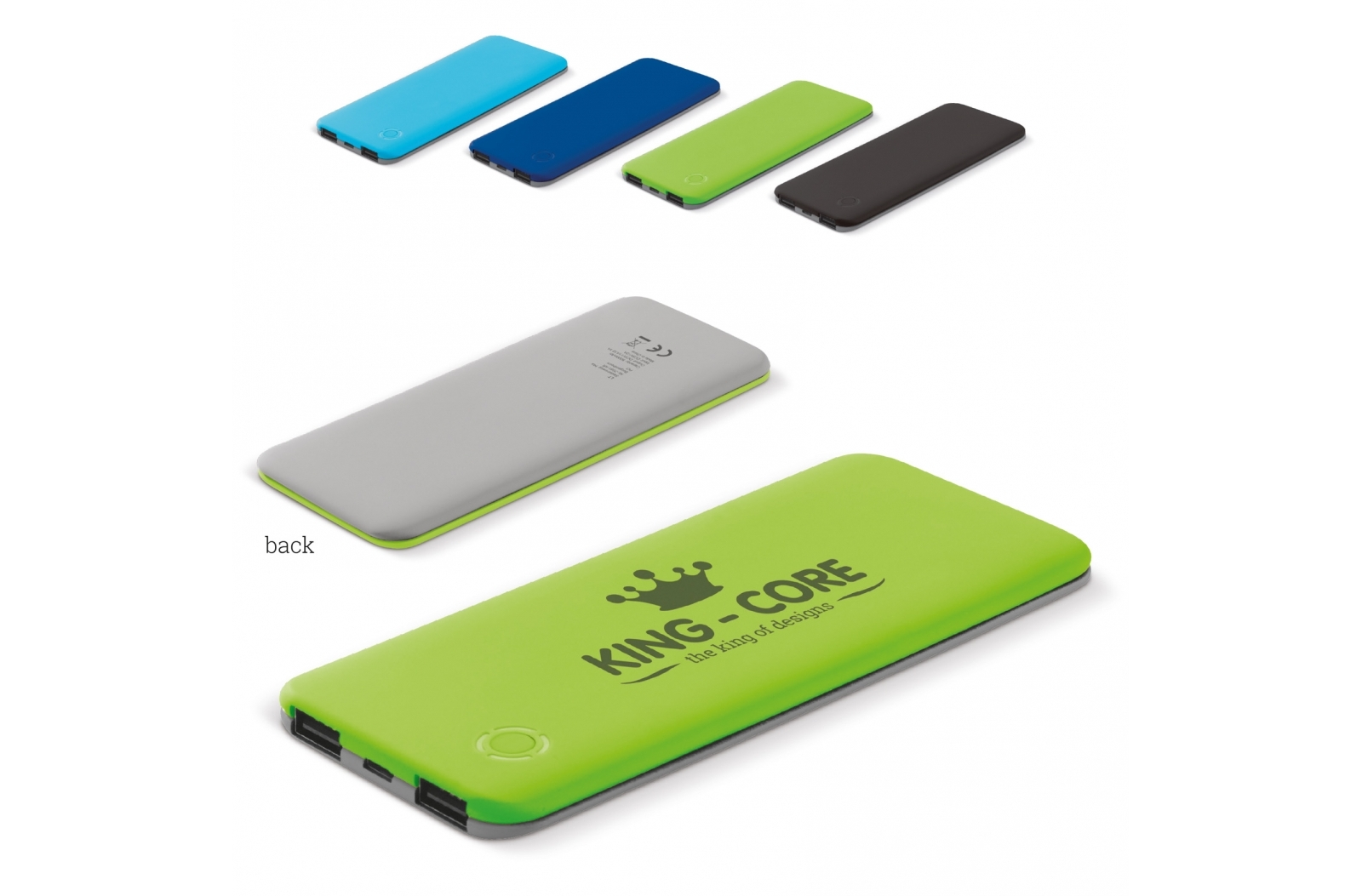 Powerbank Blade 5000mAh