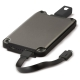 LT91092 - Powerbank Adventure 4000mAh - Dark gun metal