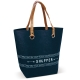 LT95137 - Shopping Bag Felt - Dark Blue