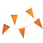 orange Flagge, 10 Meter