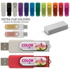 USB 4GB Memoria Twister Doming
