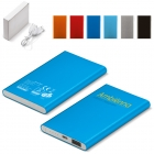 Powerbank TUV GS 4000mAh Slim