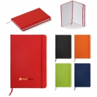 PU notebook A5