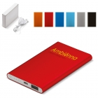 Powerbank 4000mAh Slim