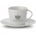 # Milano Cup and Saucer Porcelain 180ml