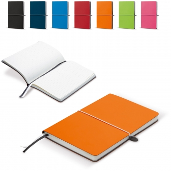 Bullet journal met softcover