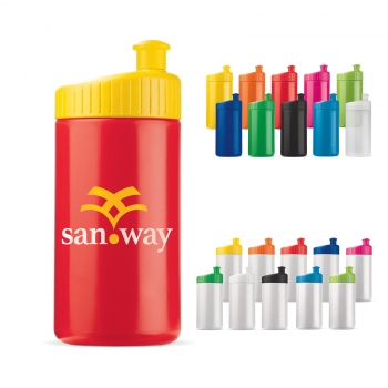 Sport bottle design 500ml